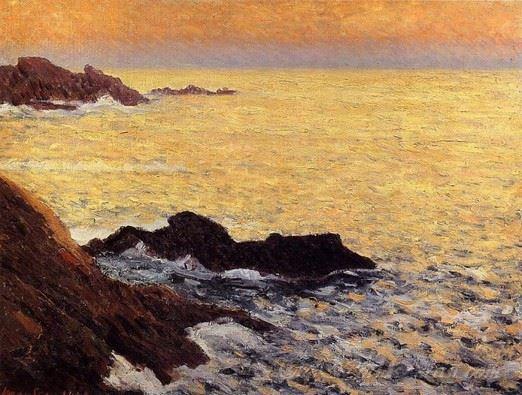 The Golden Sea Quiberon