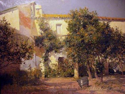 Casa Con Huerto  (House With Garden)