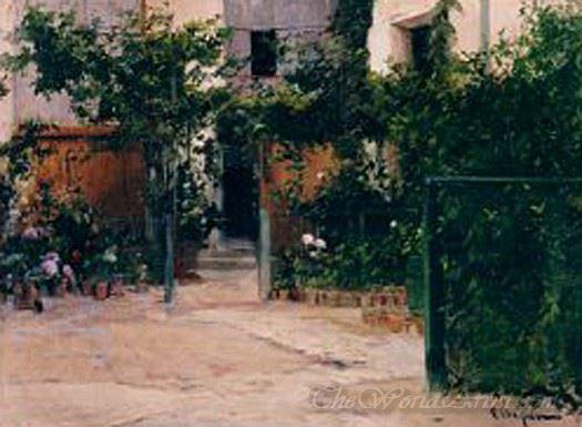Casa Con Jardin  (House With Garden)