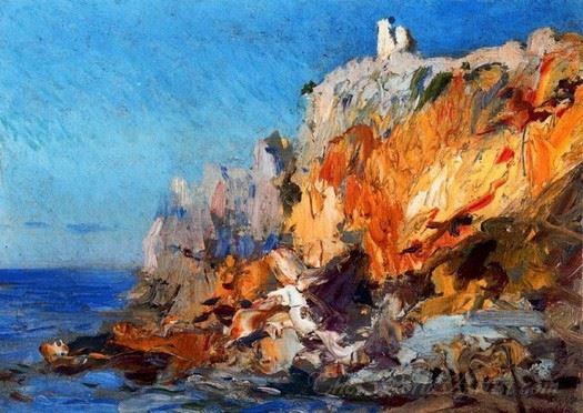 Costa Abrupta  (Abrupt Coast)