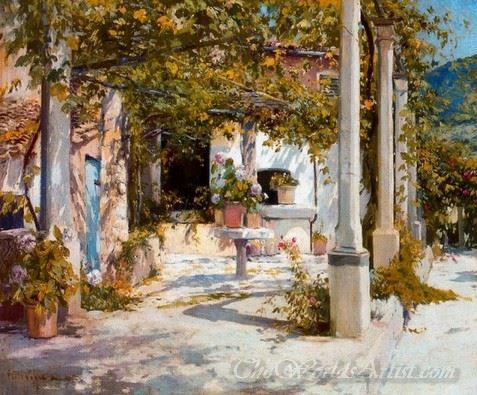 Jardin En Mallorca