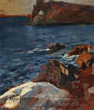 Marina Rocks