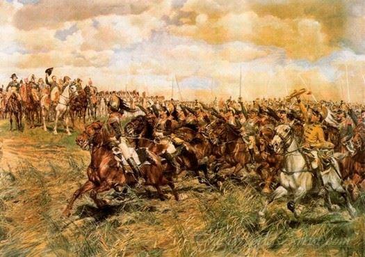 The Battle Of Friedland 1807