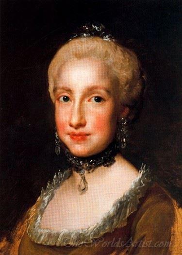 Infanta Maria Luisa De Borbon