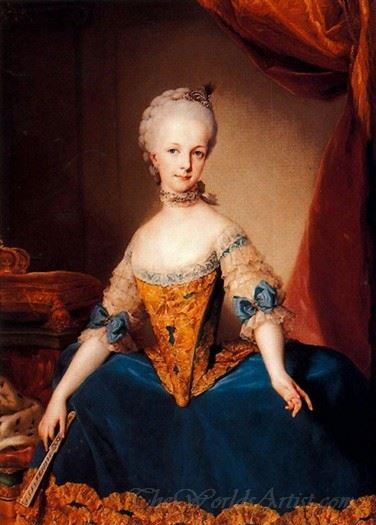 Maria Josefa De Lorena Archduchess Of Austria