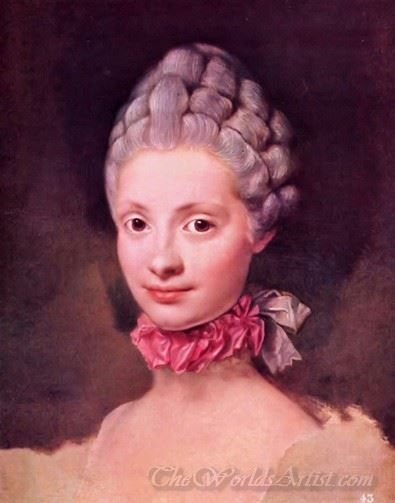 Maria Luisa Of Parma Princess Of Asturia