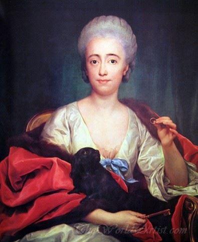 Mariana De Silva Y Sarmiento Duchess Of Huescar