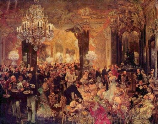 Supper At The Ball