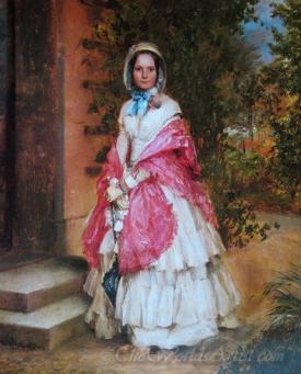 Clara Schmidt Von Knobelsdorff Ready To Go Out