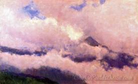 Cumbres En El Berner Oberland