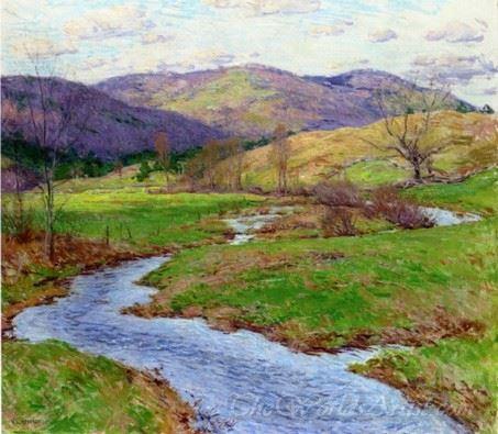 Swollen Brook