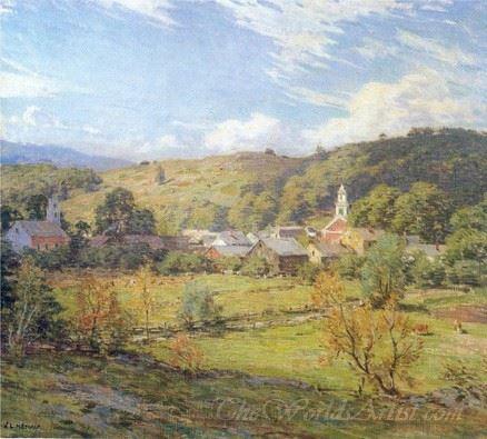The Village September Morning
