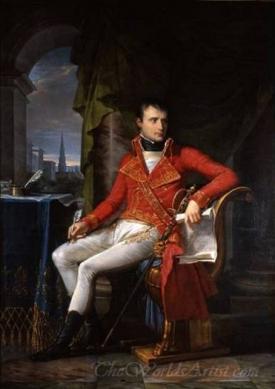 Napoleon Bonaparte First Consul