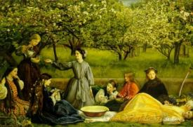 Apple Blossoms Spring