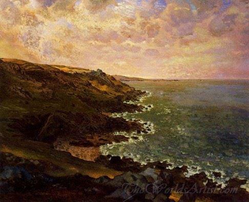 The Cliffs Of Gréville