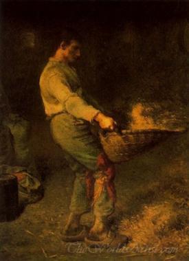 Le Vanneur  (The Winnower)
