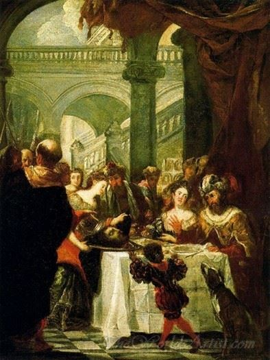 Irodas Feast