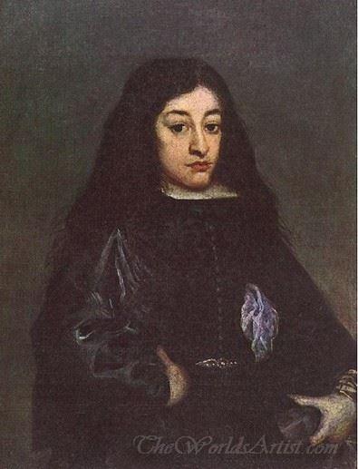Portrait Of Don Juan Jose De Austria