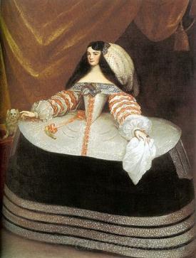 Dona Ines De Zuniga Condesa De Monterrey