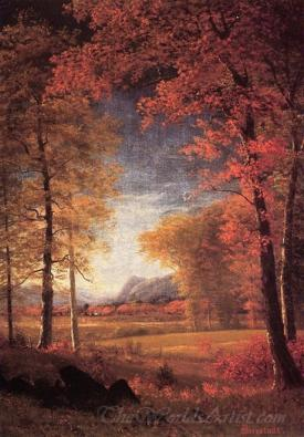 Autumn In America Oneida County Newyork