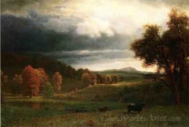 Autumn Landscape The Catskills
