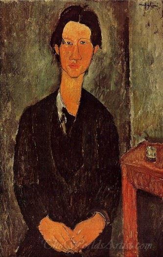Portrait Of Chaim Soutine