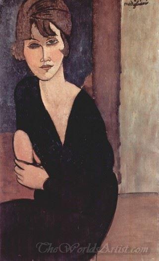 Portrait Of Madame Reynouard