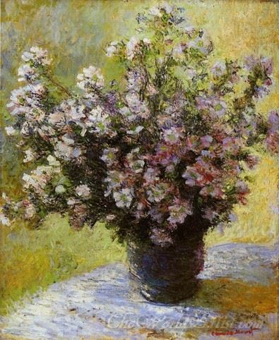 Bouquet Of Mallows