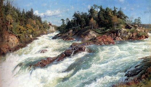 The Raging Rapids