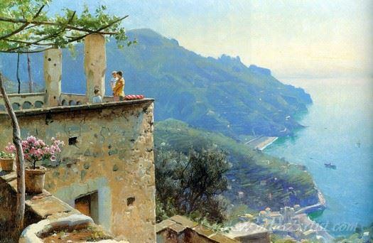The Ravello Coastline