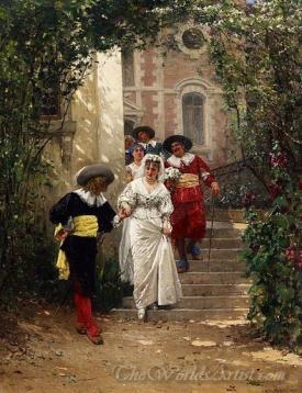 The Bridal Escort