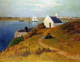 Lorient Harbor