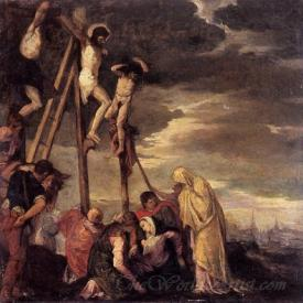 Calvary After Veronese