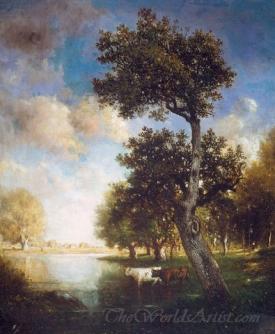 Barbizon Landscape