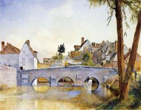 Pont De Minimes Chartres