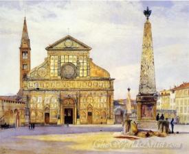 View Of Santa Maria Novella