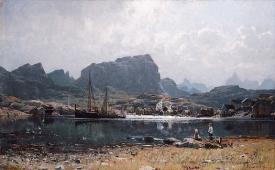 Fiskeri Nord Norge  (Fisheries Northern Norway)
