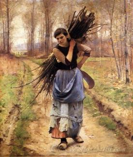 The Woodcutters Daughter