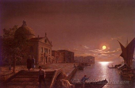 Moonlight In Venice