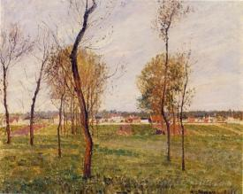 A Meadow In Moret