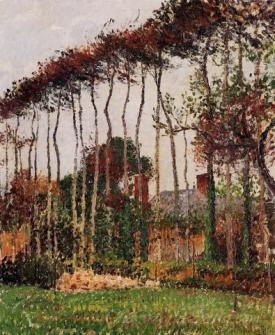 Landscape At Varengeville