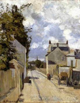 Rue De L Hermitage Pontoise