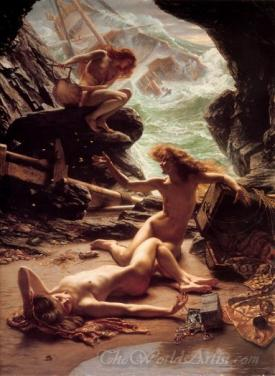Cave Of The Storm Nymphs