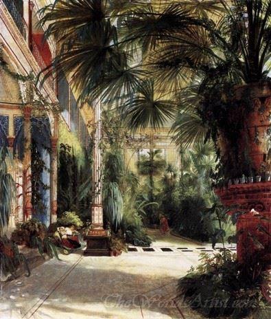 Friedrich Wilhelm Iii Palm Court