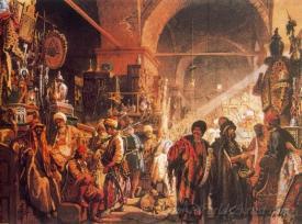 Bazar Turc  (Turkish Bazaar)