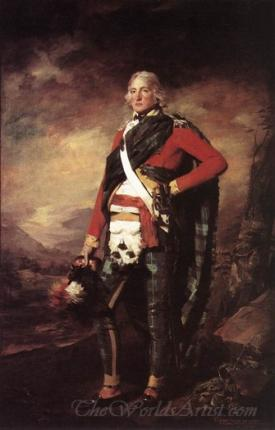 Portrait Of Sir John Sinclair