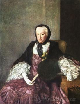 Mary Atkins Mrs Martin