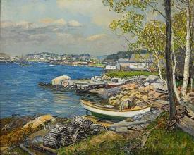 Spring In The Harbor