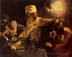 Belshazzars Feast