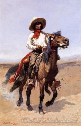 A Regimental Scout